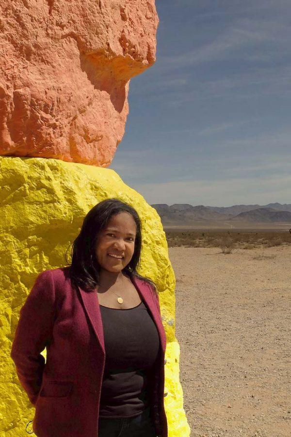 Carmen Beals at Red Rocks