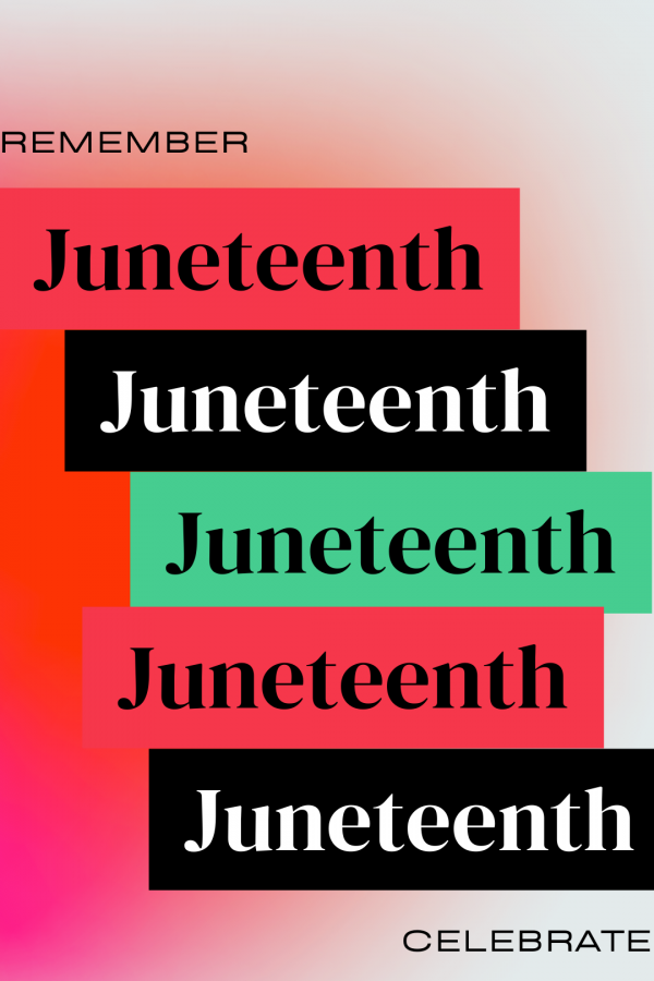 Juneteenth, Remember and Commemorate